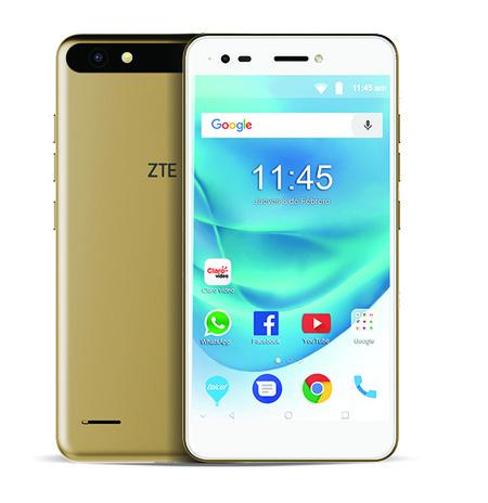 Blade A6 max, el nuevo teléfono de gama baja de ZTE para México tiene una enorme batería