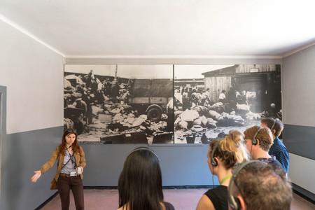 Visitas Jovenes Auschwitz