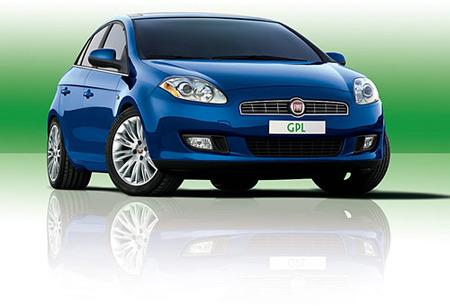 Fiat Bravo GLP
