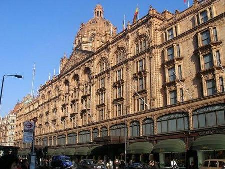 Harrods de Londres se vende
