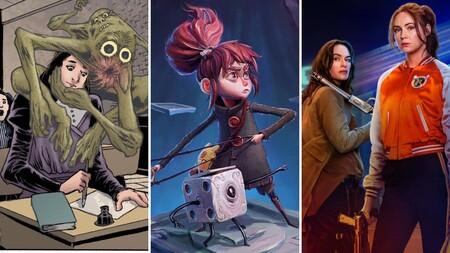 13 estrenos y lanzamientos imprescindibles para el fin de semana: 'Lost in Random', 'Gunpowder Milkshake', Cixin Liu y mucho más