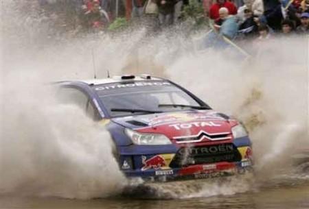 Sébastien Loeb gana en Argentina y ya es líder del WRC