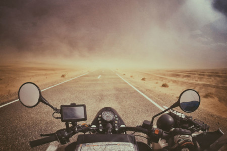 Un viaje no exento de peligros