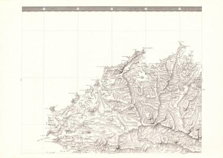 Carta Geometrica Ferrol