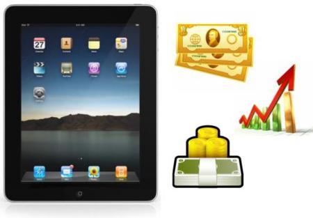 Primeras estimaciones de venta del iPad: 600.000 unidades el primer día