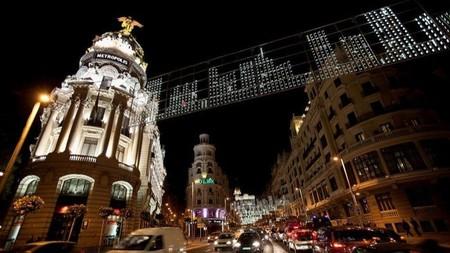 En Madrid ya ha arrancado la Navidad 2013-2014 y no hay que perdérsela