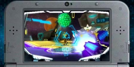 Blast Ball será uno de los nuevos juegos de Nintendo para 3DS