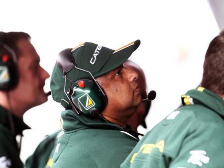 """Tony Fernandes: """" no es fácil permanecer en la Fórmula 1 cuando tienes una crisis financiera"""""""