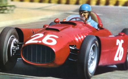 Lancia D50 Alberto Ascari