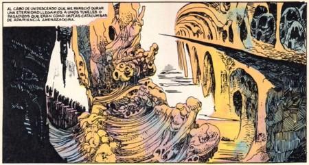 'Los mitos de Cthulhu': las visiones de Esteban Maroto