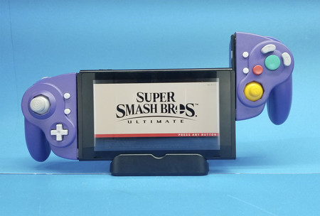 Un fan ha convertido su mando de GameCube en los Joycon de una Nintendo Switch (y ahora yo también quiero uno igual)