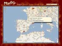 MapSkip, historias geolocalizadas