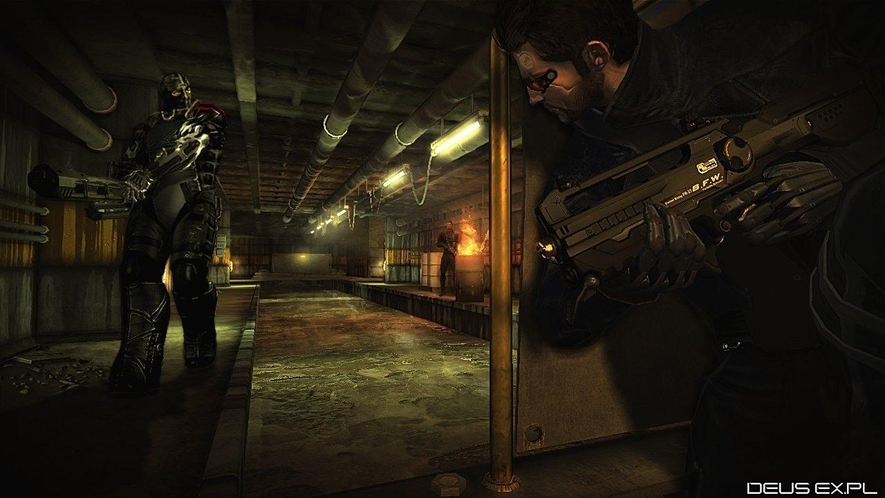 Deus Ex: Human Revolution [Junio 2010]