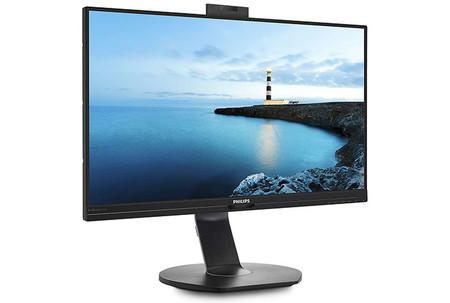 Philips apuesta por una reproducción fiel del color en sus nuevos monitores con cámaras compatibles con Windows Hello