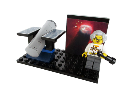 Lego Nasa Women 9