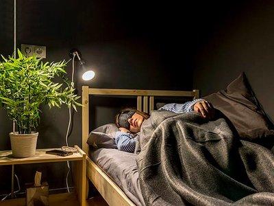Abre en Madrid el primer establecimiento para echarte una siesta