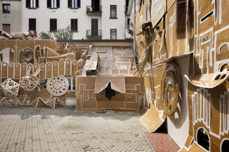 Pop Up Building Milan Marselleria 11