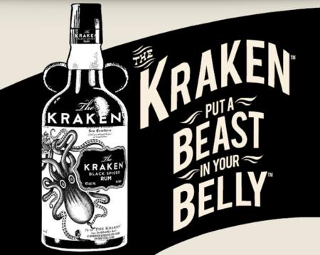 ¡Por fin es viernes! ¿Te atreves a empezar el fin de semana con el nuevo cocktail Kraken Stormy?