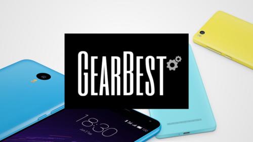 Rebajas en GearBest: estos son los 12 mejores cupones de descuento