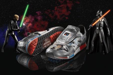 Se desvelan las imágenes de la Adidas Star Wars Collection 2010