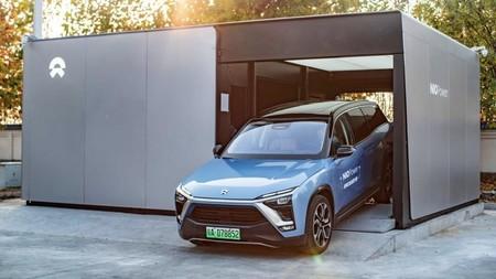 NIO apuesta por el alquiler de baterías para abaratar el coche eléctrico, y apunta a Europa para 2021