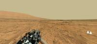 El increíble panorama de 4 Gigapíxeles del planeta Marte, por Andrew Bodrov