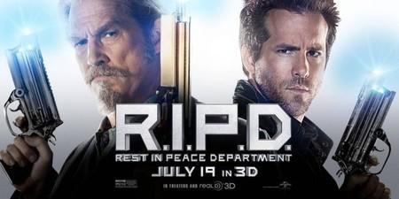 Banner de RIPD: Departamento de policía mortal