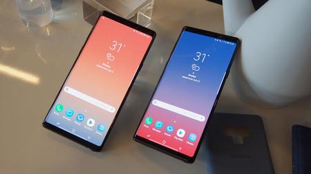 8b9bec24219fe Samsung Galaxy Note 9 vs Samsung Galaxy Note 8