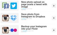Ocho recetas de IFTTT para compartir en varias redes sociales al mismo tiempo