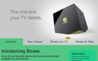 Boxee retirará hoy sus aplicaciones para Mac, Windows y Linux