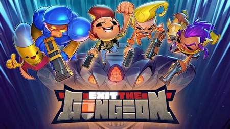 Exit the Gungeon da el salto a las consolas para Nintendo Switch y ya está a la venta junto con la versión para PC