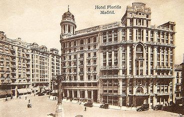 Hotel Florida Madrid