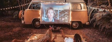 Todo lo que necesitas para montar un cine de verano en tu casa