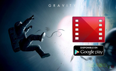"""Google nos regala la película de """"Gravedad"""" en Play Movies"""