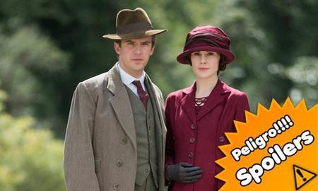 'Downton Abbey' se reserva el mayor giro para el final