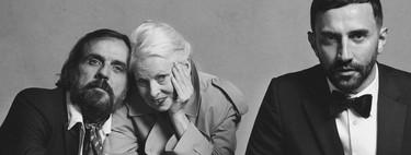 Burberry y Vivienne Westwood la pareja más 'punk' del mundo de la moda