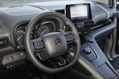 Citroën Berlingo 2020 interior