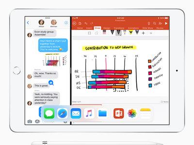 Nuevo iPad 2018 de 9,7 pulgadas de Apple más barato y compatible con el Apple Pencil