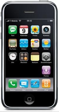 Forrester da 10 fallos del iPhone en el marco empresarial