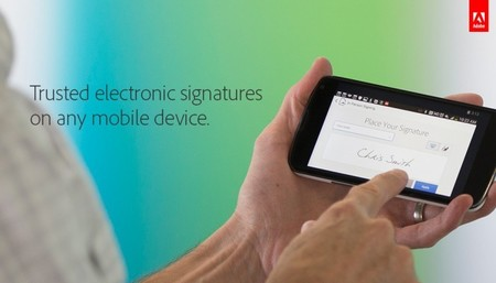 Adobe EchoSign, una aplicación para firmar documentos digitalmente