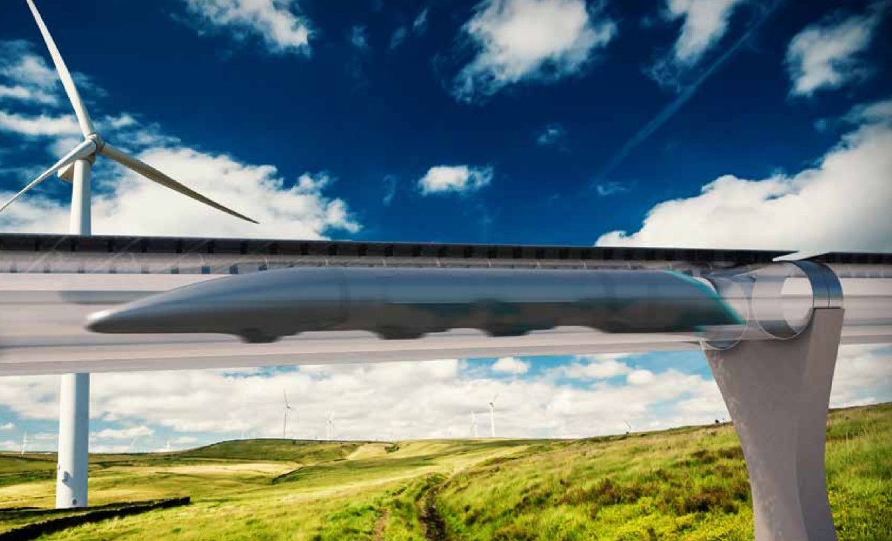 Foto de Hyperloop Transportation Technologies (7/10)