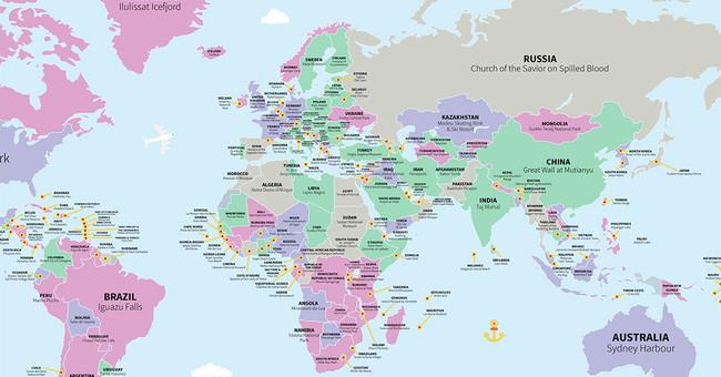 Mapa Portada