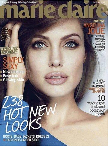Las portadas de enero llegan pisando fuerte: Angelina Jolie, Erin Oconnor, Florence Welch