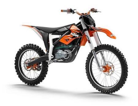 Video KTM Freeride E; o como estar dos años presentando una moto