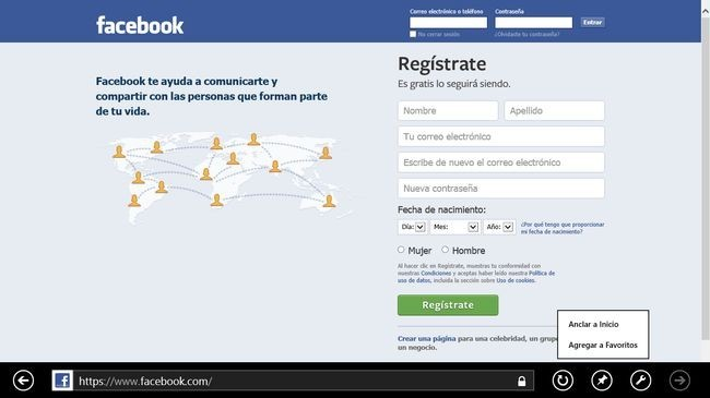 Facebook (Windows RT)