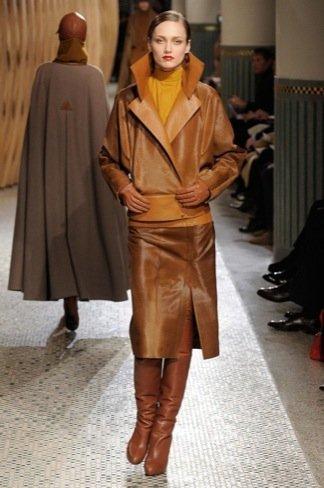 Hermès Otoño-Invierno 2011/2012 cuero