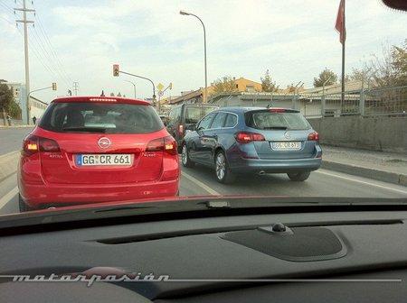 Opel Astra Sport Tourer 07