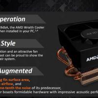 Wraith es el nuevo ventilador que acompañará a las CPUs de AMD, y es más eficiente y silencioso