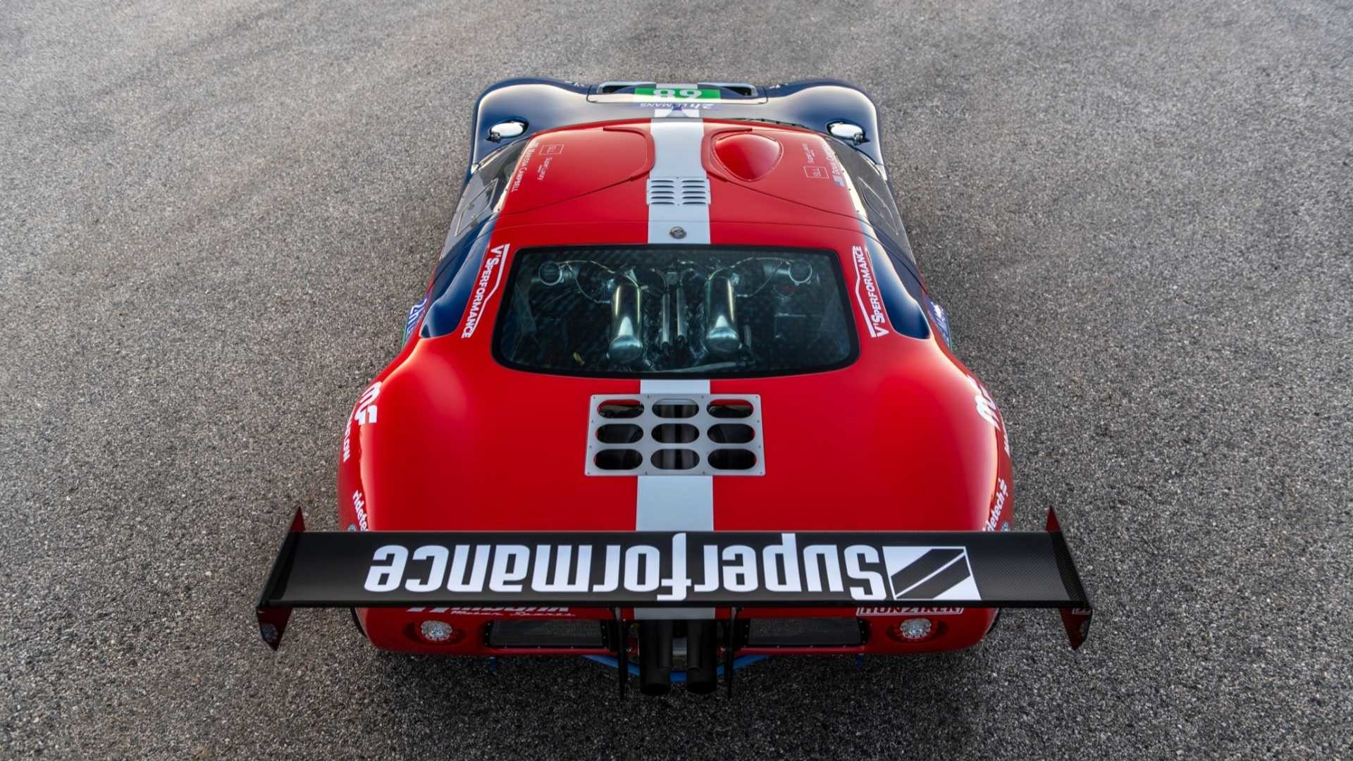 Superformance Ford GT40 Mk1