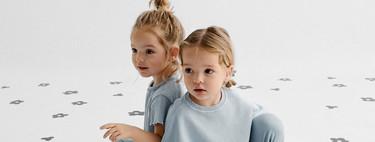 Zara tiene en su nueva colección de bebés y niños las prendas más cómodas y bonitas para pasar la cuarentena en casa